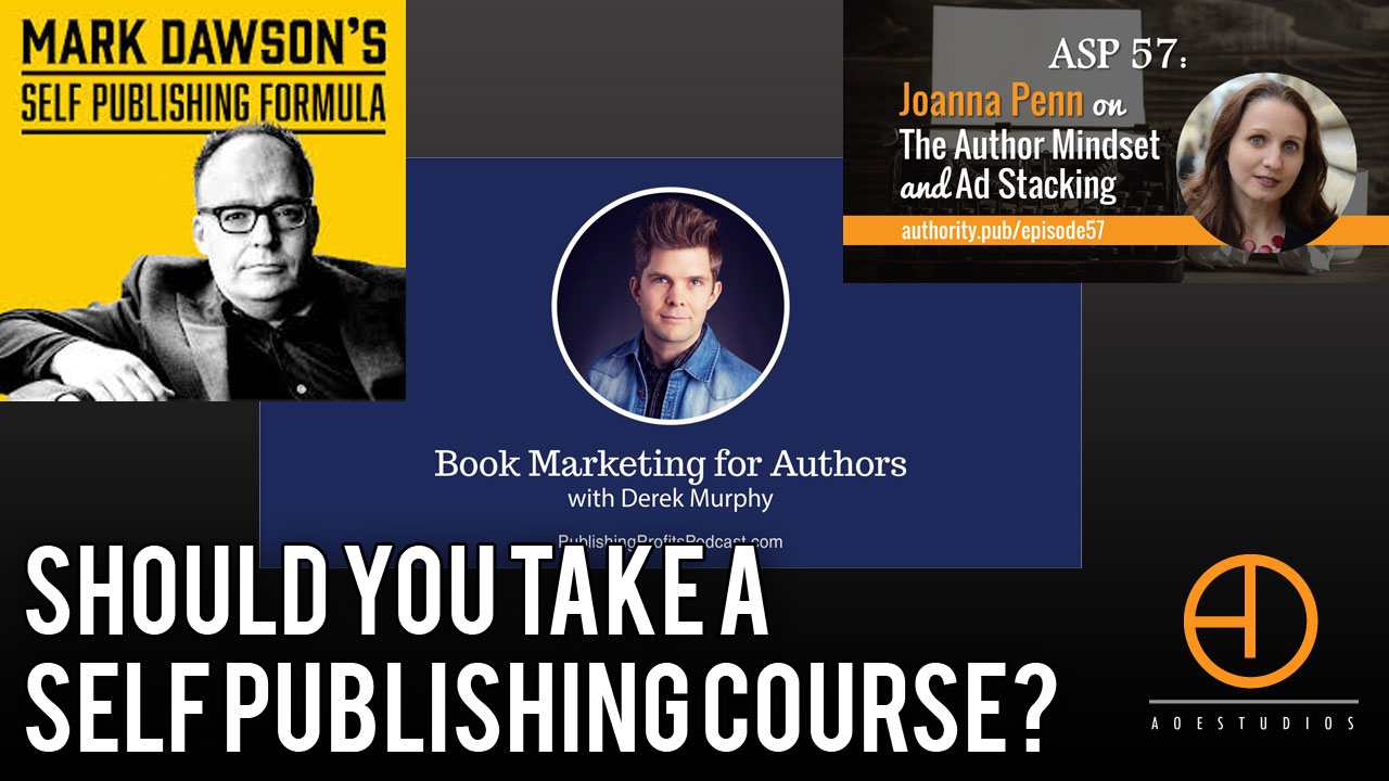 Should You Take A Self Publishing Course?