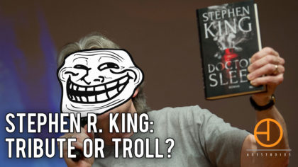 Stephen R. King Tribute or Troll?